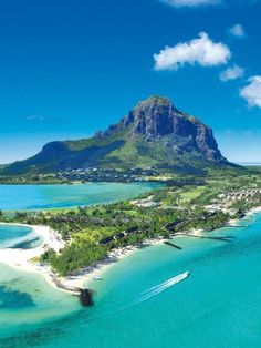 Beautiful #Mauritius Island Le Morne Brabant #RePin by AT Social Media Marketing - Pinterest Marketing Specialists ATSocialMedia.co.uk
