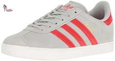 Adidas Youth Gazelle Clear Onix Red Suede Trainers 36 EU - Chaussures adidas (*Partner-Link)