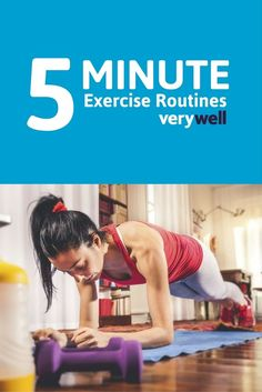 Short on time? Try these 5 minute mini workouts during the day to burn calories, get stronger, and lose weight. Learn more here!