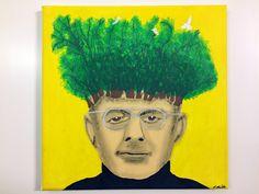 Gehirn-Dschungel Painting, Art, Simple Paintings, Brain, Jungles, Artworks, Art Background, Painting Art, Kunst