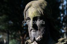 """Laden Sie das lizenzfreie Foto """"Friedhofsstatue #0390"""" von jrgn_flow zum günstigen Preis auf Fotolia.com herunter. Stöbern Sie in unserer Bilddatenbank und finden Sie schnell das perfekte Stockfoto für Ihr Marketing-Projekt!"""