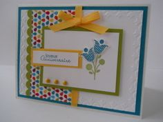 Cartes (suite 4) - Site Jimdo de stampinupetmoi! Bright Blossoms