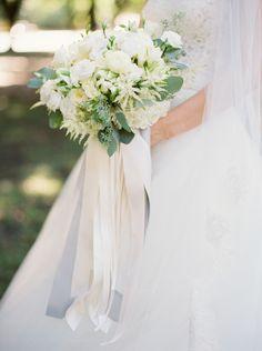 Photography: Heather Hawkins Photography - heatherhawkinsphoto.com Floral Design: Bella Flora Of Dallas - bellafloraofdallas.com Wedding Dress: Monique Lhuillier - www.moniquelhuillier.com   Read More on SMP: http://stylemepretty.com/vault/gallery/56578