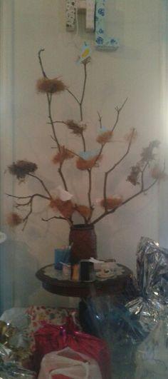 Árvore dos desejos.