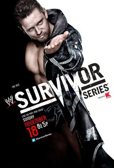The Miz featured on WWE's Survivor Series poster: November 2012 The Awesome One was in the main event of last year's event. Will he return to main event status? Streaming Movies, Hd Movies, Watch Movies, Movies Online, Ufc, Wwf Poster, Wwe Events, Wwe Ppv, Wwe Survivor Series