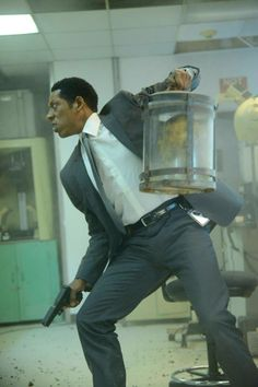 See Orlando Jones knocking heads together on Sleepy Hollow MONDAYS 9/8c, on FOX!