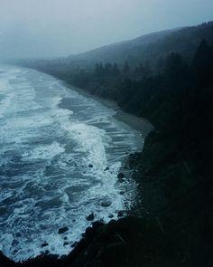 The Dark Ocean where my Dark Heart yearns to be...