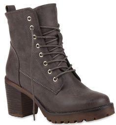 Winterliche Eleganz! Diese Schnürstiefeletten gehören auf Deine #Christmas #Wishlist! #Shoes