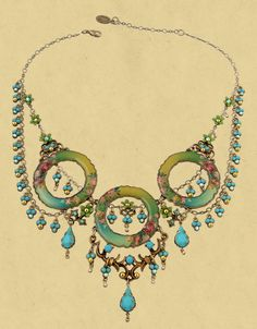 michal negrin NECKLACE 11597