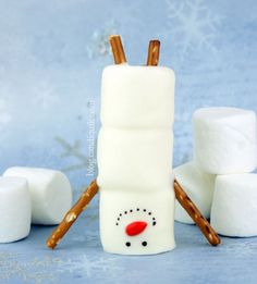 Se hvorfor vi anbefaler deg å kjøpe inn marshmallows denne julen..