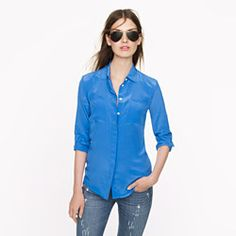 Women's Petite Shirts, Tops, Petite Camis : Petite Clothing | JCrew.com