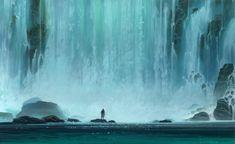 PAUL LASAINE: Portfolio: ElDorado: Waterfall