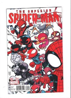SUPERIOR SPIDER-MAN #32 Awesome Skottie Young variant of the Spider-verse! NM http://www.ebay.com/itm/SUPERIOR-SPIDER-MAN-32-Awesome-Skottie-Young-variant-of-the-Spider-verse-NM-/291249499751?roken=cUgayN&soutkn=RjzQ10