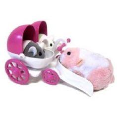 Zhu Zhu Pets Hamster Stroller - New In Box 877799005208 on eBid United Kingdom Zhu Zhu, Baby Hamster, Pet Names, Little Sisters, Pets, Childhood Memories, Your Pet, Cute Animals, Barbie