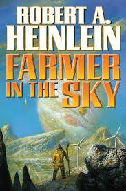 A book from Robert A. Heinlein
