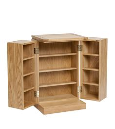 I want one of these so badly. Diy Furniture Decor, Small Furniture, Furniture Projects, Wood Furniture, Woodworking Projects Diy, Diy Wood Projects, Mid Century Bar Cabinet, Craft Storage Cabinets, Craftsman Furniture