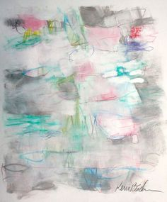 Retracing Abstract expressionist work on paper, Intuitive, Light by Kerri Blackman https://www.etsy.com/listing/257247338/intuitive-art-on-paper-abstract?ref=shop_home_active_5