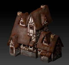 """Check out my @Behance project: """"Marsh House"""" https://www.behance.net/gallery/55314397/Marsh-House"""