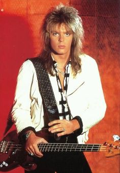 Photo of John Leven for fans of Europe Band Fan Club 29345793 Europe Band, Joey Tempest, All About That Bass, Glam Metal, Pop Rock Bands, Heavy Metal Bands, Music Tv, Classic Rock, Hard Rock