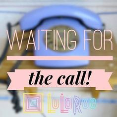 Visit my LuLaRoe shop and guess when my onboarding call will come to win $10 LuLaLoot