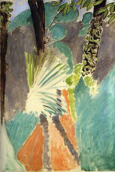 Matisse, La palme 1912