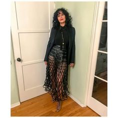 Tracee Ellis Ross In Christian Dior Pre-Fall 2018