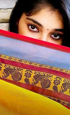 Beauty Full Girl, Indian Girls, Braid, Long Hair, Lunch Box, Eyes, Locs, Long Hairstyle, Bento Box