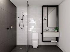 beautifully resolved bathroom