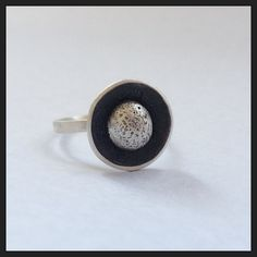 Simples e chique, do jeito que eu gosto! ❤️ #joias #joalheria #jewelry #jewellery #jewel #silver #ring #prata #anel