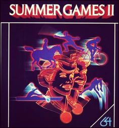WEBSTA Summer Games II Commodore 64 By Epyx). Summer Games II is a sports video game developed by Epyx and released by U. Goldbased on sports featured in the Summer Olympic Games. It is a sequel to Summer Games released by Epyx the previous year. History Of Video Games, Summer Games, Old Games, Summer Olympics, Previous Year, Gaming Computer, Olympic Games, Consoles, Computers