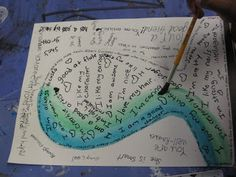 idea, students, drawings, esteem portrait, art journals, portraits, selfesteem, therapi, self esteem