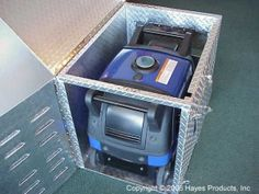 Generator Quiet Box Sound Enclosure Plans Project Diy