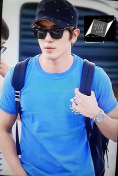 JYH heading for NYC..