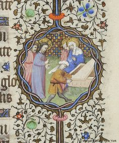 Book of Hours, MS M.359 fol. 79r - Images from Medieval and Renaissance Manuscripts - The Morgan Library & Museum
