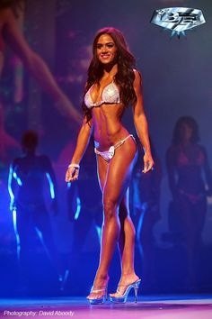 My fitspiration, Brittany Coutu WBFF Pro Diva Fitness Model!