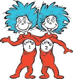 Favorite Dr. Seuss book graph -- freebie
