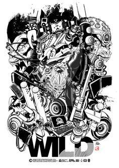 WILD LIFE. by machine56