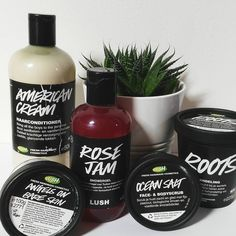 Some of my favorite Lush products @auredvs on Instagram #lush https://nl.lush.com/
