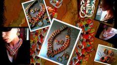 #Caps, #Crochet, #PopTop Objects of decoration, jewels and accessories...    Idea sent by Aurélia i-Déco !