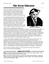 Anne frank coloring page coloring pages pinterest for Mary mcleod bethune free coloring pages
