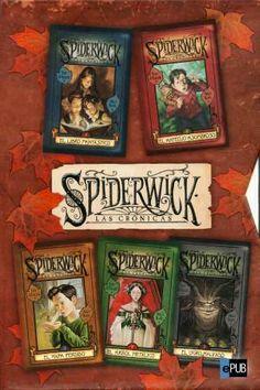 """""""Las crónicas de Spiderwick"""" serie de libros Tony DiTerlizzi y Holly Black. La historia de dos gemelos de 9 años Simon y Jared, su hermana Mallory y su madre Helen, se mudan a una casa llamada Spiderwick. Al poco tiempo descubren una guía sobre seres sobrenaturales y rápidamente se dan cuenta de que su casa y sus alrededores están plagados de ellos. Algunos son amigables, pero muchos otros son maliciosos."""