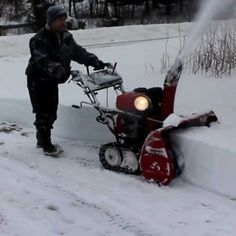 Snow Removal Rochester ! Free quote visit www.snowremovalrochesternewyork.com…