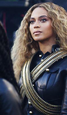 Beyoncé Super Bowl 50 Halftime Show Levi's Stadium Santa Clara California 07.02.2016