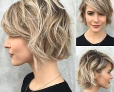 Haircuts 2016 short 22 Trendy Short Haircut Ideas for Straight Curly Hair 58 Cool Short Hairstyles New Short Hair Trends! – PoPular Haircuts 2016 Short Hairstyles for Women Hair Styles 2016, Medium Hair Styles, Curly Hair Styles, Short Styles, Updo Curly, Choppy Bob Hairstyles, Cool Short Hairstyles, Bob Haircuts, Blonde Hairstyles