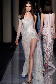 Atelier Versace Collection - Couture Spring 2014 --- Slideshow on Style.com