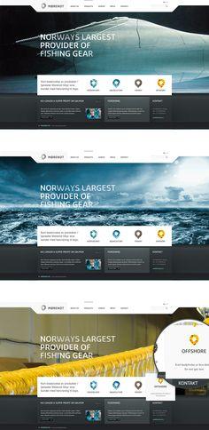 Mørenot by Ole Kristian Masdal Svendsen, via Behance