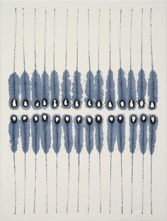Untitled by Kwon Young-woo. (Kukje Gallery)