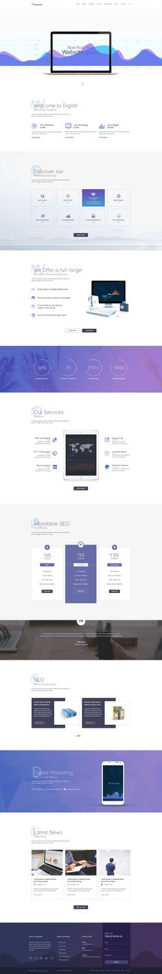 Searchly| Multipage Seo Psd Template - PSD Templates | ThemeForest