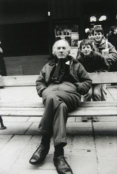 Thomas Bernhard - Austrian novelist, playwright and poet. Thomas Bernhard, Theatre Of The Absurd, Writers And Poets, First Novel, Team S, Book Authors, My Favorite Music, Photo Tips, Playwright
