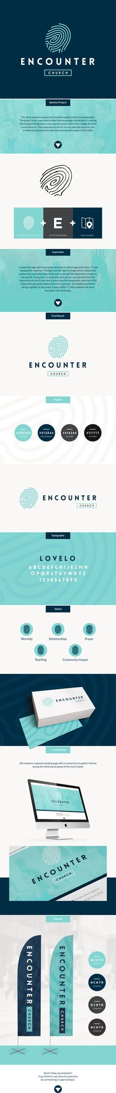 https://www.behance.net/gallery/19226519/Encounter-Church-Church-Plant-Logo-Landing-Page